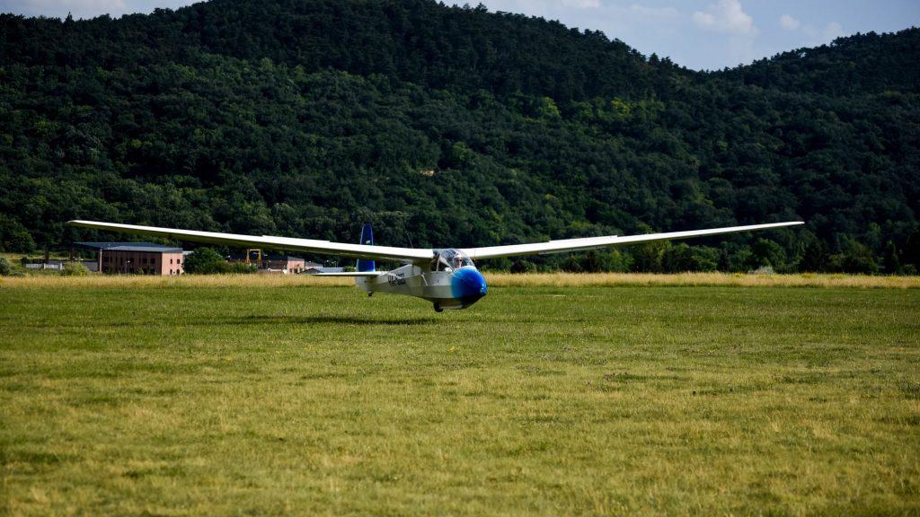 Ka7 Rhönadler leszállás közben